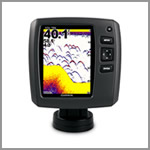 Fishfinder Echo 500 C